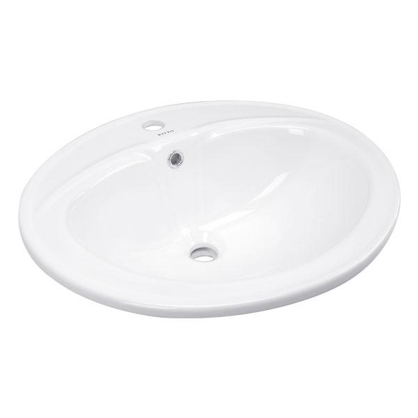 Lavabo âm bàn cũng là sự lựa chọn hoàn hảo cho không gian tắm nhỏ