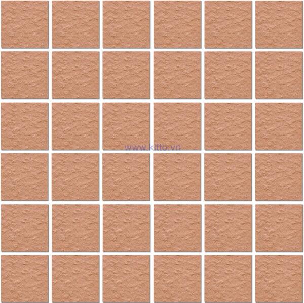 phân loại gạch mosaic men